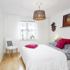 Main Bedroom Apartment with Pink Pillow
