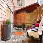 Mini Garden in Balcony Design Ideas