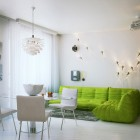 Modern and Awesome Small Apartment Design
