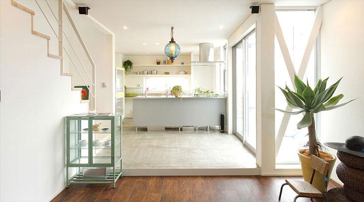 Modern Light Beige Kitchen Ideas
