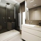 Modern Minimalistic Bathroom Design 2012