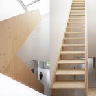 Modern Oak Stairways Design