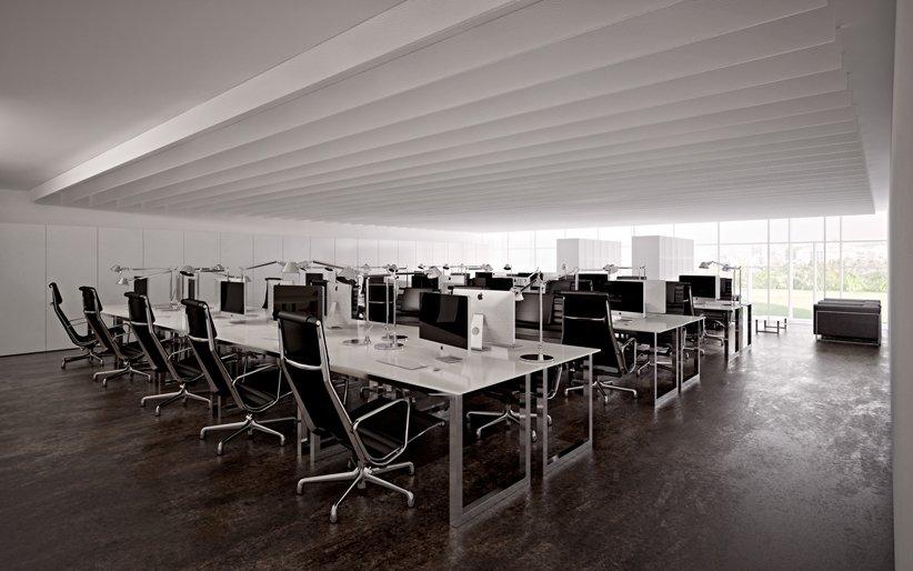 Multimedia Office Desing Ideas