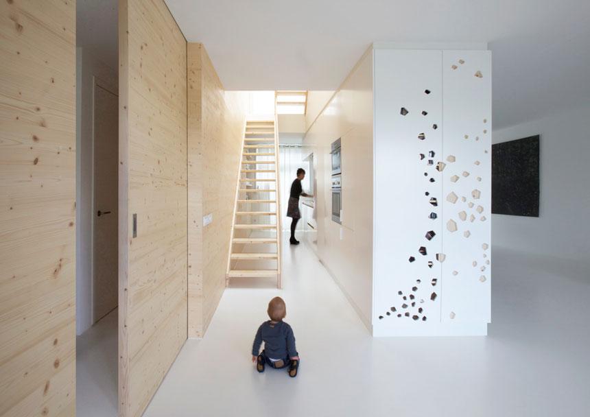 Narrow Kitchen Design Inspirations