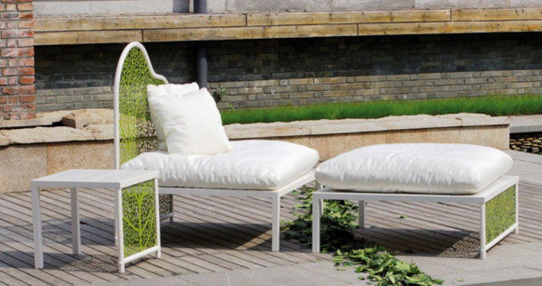 Natural Sofa Garden Furniture Ideas