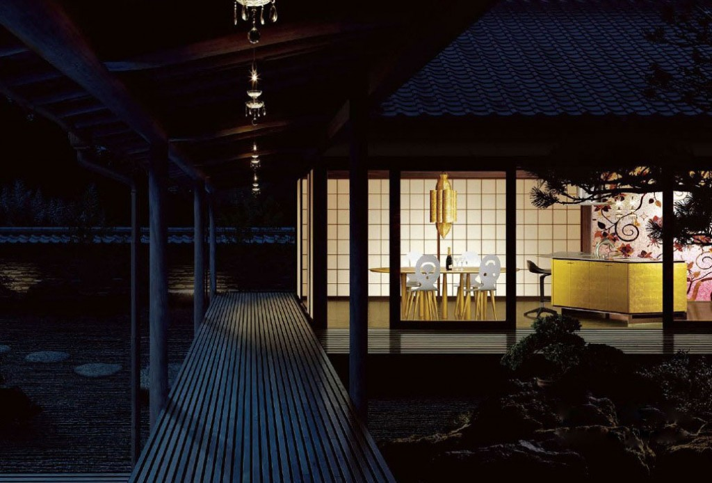 Original Japanese Interiors Design Ideas