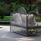 Romantic and Refined Grey Garden Furnitre Collection