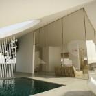 Small Desert Residence Pool