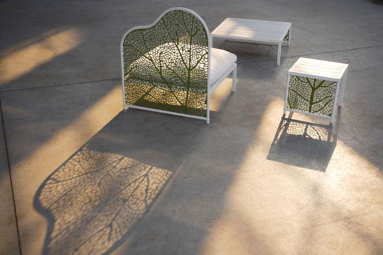 Shining Outdoor Sofa Design Inspirations
