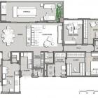 Sketch Apartment Design