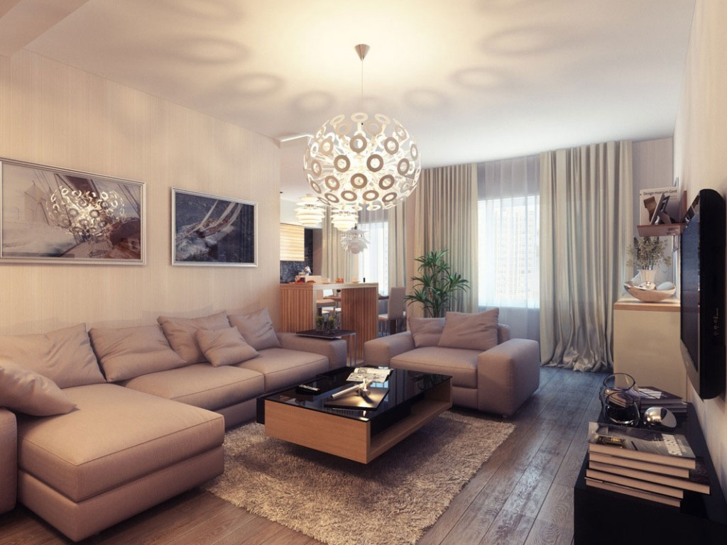 Beautiful and comfort living spaces 2012 interior design for Living room interior designs for small spaces