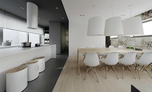 Unique Ouval Kitchen Chairs Design