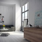 Urban Grey Living Room Decoration