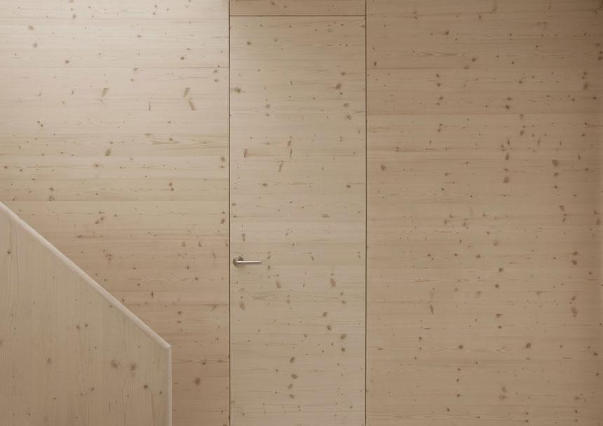 Wood Wadrobe Design