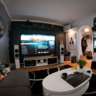 How to Create Your Own Modern Home Entertainment Center