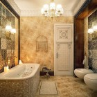 Amazing Mosaic Bathtub Decor Ideas