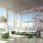 Beauiful and Fantastic Office Space Inspirations