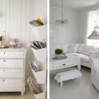 Classic White Furniture Living Room
