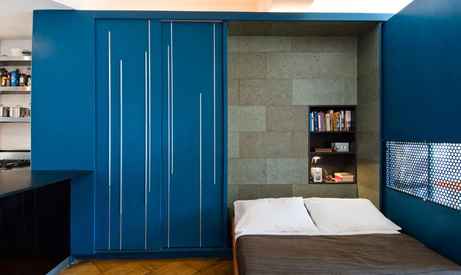 Cool Ideas Hidden Beds Apartments Design