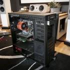 Futuristic Monster CPU to Play Movie