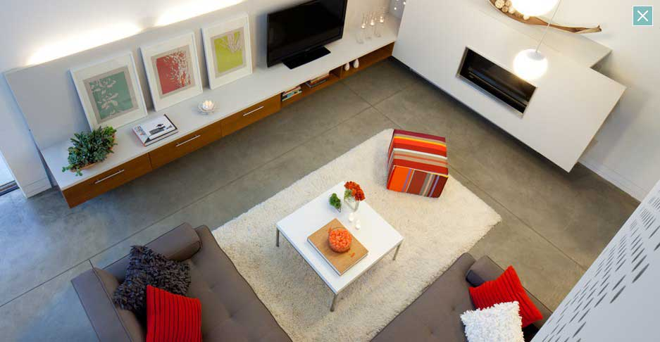 Large Space Living Room Design Ideas