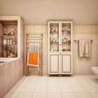 Luxurious Storage Unit Bathroom Design