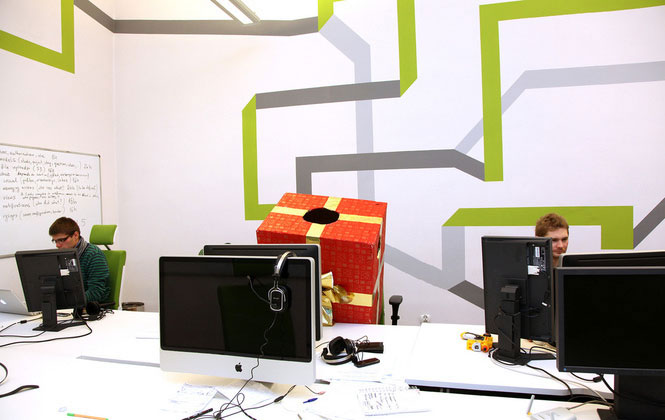 Coworking Spaces Inspirations 2012 - Interior Design Design Ideas ...