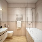 Minimalist but Stylish Bathroom Ideas