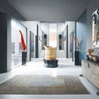 Modern House with Coridor like Art Gallery