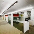 Modern Office Cubicle Design Inspirations