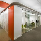 Modern and Colorful Office Spaces Design