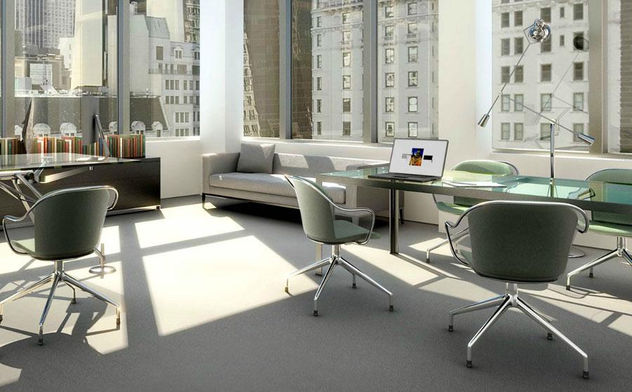 Modern and Minimalistic Office Interiors Design