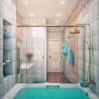 Morrocan Feeling Bathroom Design Ideas