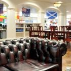 Office Luxury Leather Sofa Design