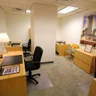 Plain But Coomfort Type Office Design