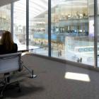Public Workspace with Mac Desk