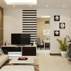 Ranging from Scooter Parked Living Rooms Ideas