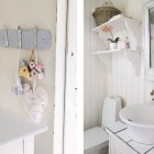 Small White Bathroom Design Inspirations