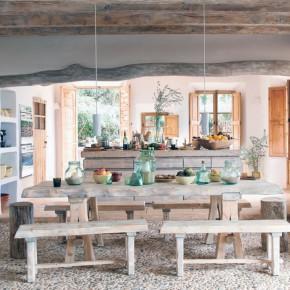 Amazing Rustic Dining Table Design Ideas