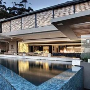 Beautiful Pool SAOTA Residence Design