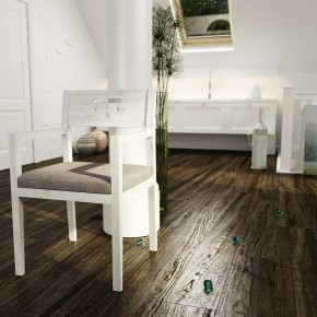 Classic Art Room with Wooden Floor Ideas