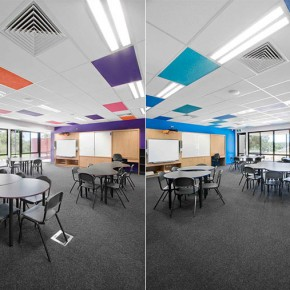 Colorful Spaces Center for Science Teaching and Learning