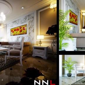 Luxury Classic Taupe Living Room Ideas