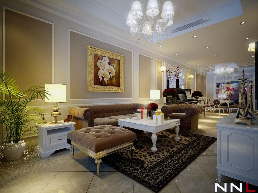 Luxury Open Plan Living Dining Areas Interior Design Ideas
