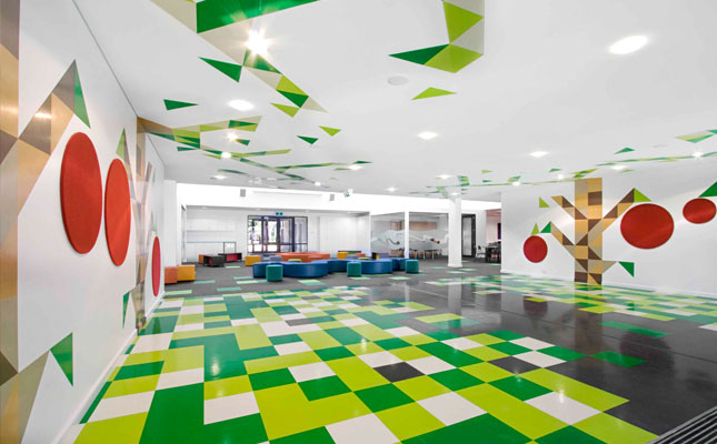 Modern Design Elementary Floor Ideas - Interior Design Ideas