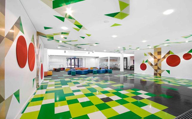 Modern Design Elementary Floor Ideas