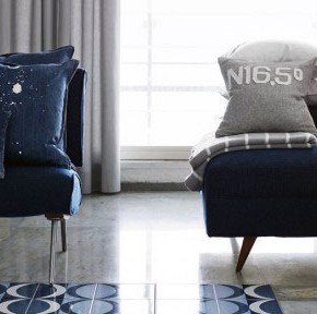 Modern Jean Pillow Cover Design Ideas