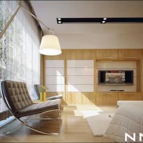 Modern Light Wood White Interior Ideas
