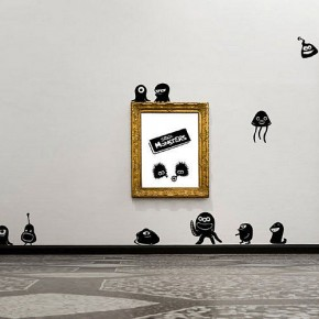 Fun Wall Stickers for Kids Rooms