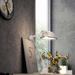 Modern Transparent Desk Lamp